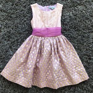 Girls Cupcakes & Pastries Purple Dress 4